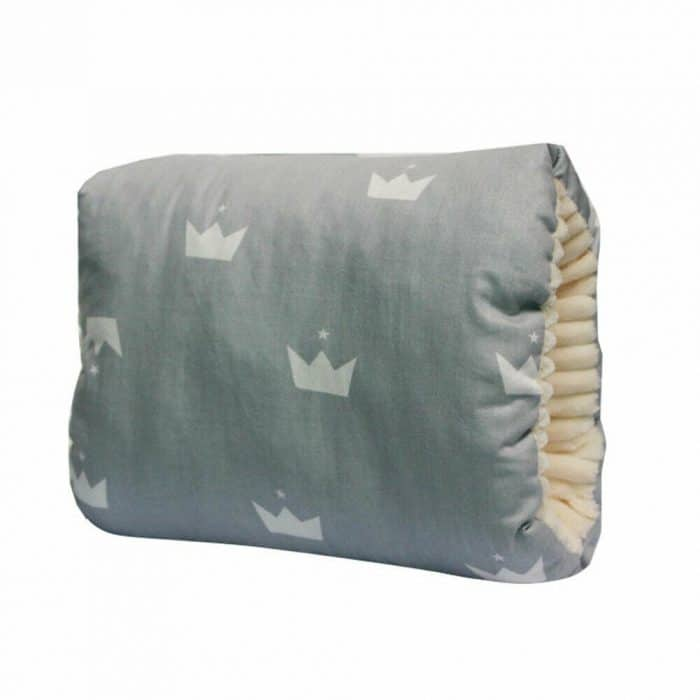 Breastfeeding-Arm-Support-Pillow_Grey-Crown